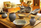 Polish pottery workshop