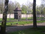 Prince's visits in Cracow Region, Auschwitz-Birkenau - Extermination Camp