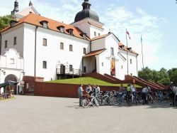 …by bike through fairyland-like Suwałki region, Adventure on two weels... and canoe