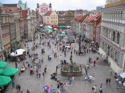 City break in Poznan
