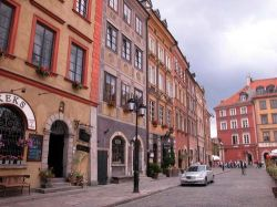 One day in Warsaw, 1) Half-day tour in Warsaw