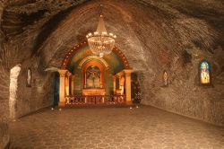 One day in Cracow, 2) Wieliczka Salt Mine tour