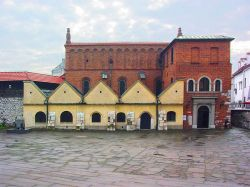 One day in Cracow, 5) Traces of Jewish culture
