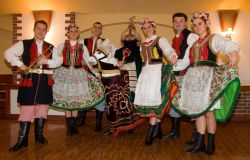 One day in Cracow, 11) Polish Folk evening
