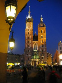 One day in Cracow, 1b) Criminal Krakow
