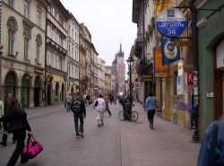 Active weekend in Cracow