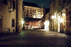 One day in Cracow, 1e) Ghost tour of Krakow