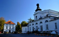One day in Warsaw, 9) Jablonna Palace and Zegrzynskie Lake