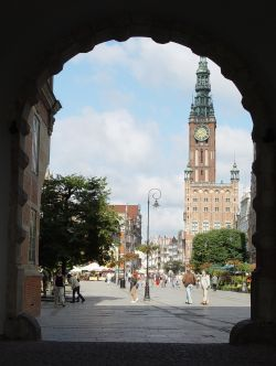 UNESCO North-Eastern Poland tour, Gdansk